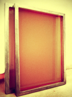 screen-printing frames